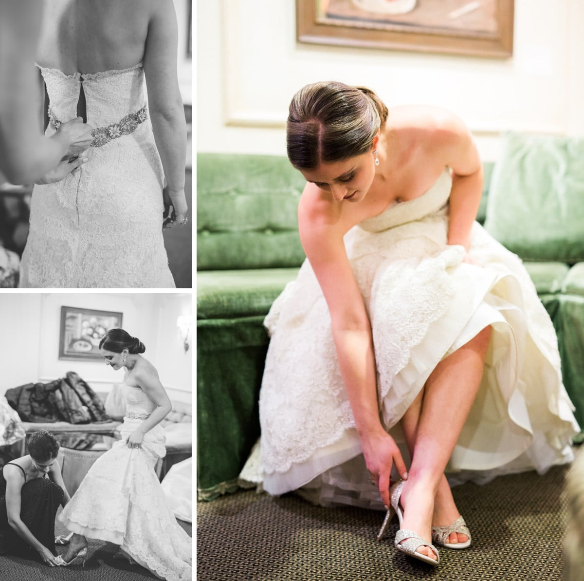 Getting Ready Shots for Wedding, St. Louis Wedding Photographer