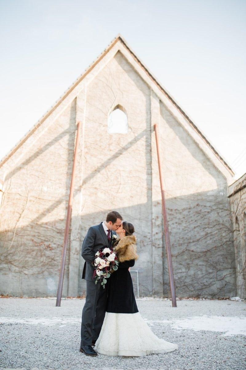 Bride and Groom Portraits, St. Louis Wedding Photographer