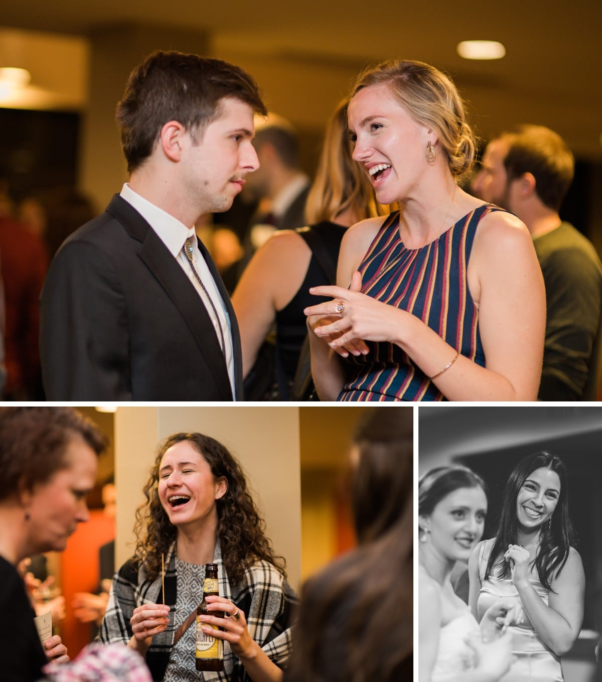 Wedding Reception at the Sheldon Concert Hall and Art Galleries, St. Louis Wedding Photographer