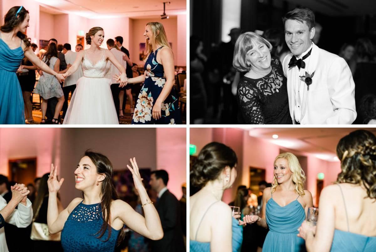 Nashville Cambria Hotel Wedding Reception Pics