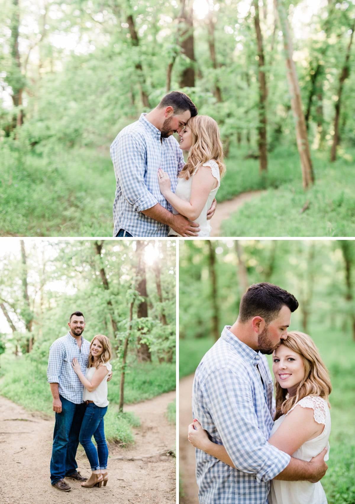 Castlewood Engagement Photographer St. Louis