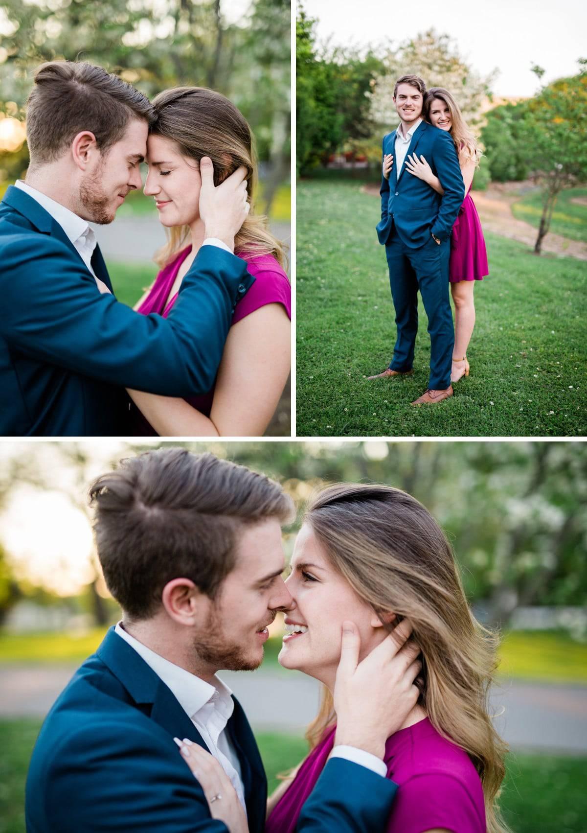 Nashville Centennial Park Engagement Photographer