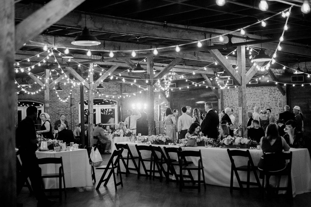 Nashville Houston Station Wedding Venue