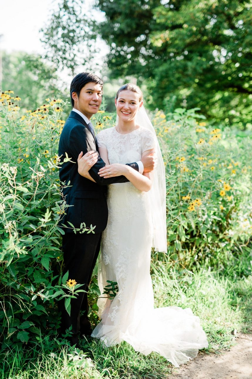 Forest Park Bridal Portraits Photography