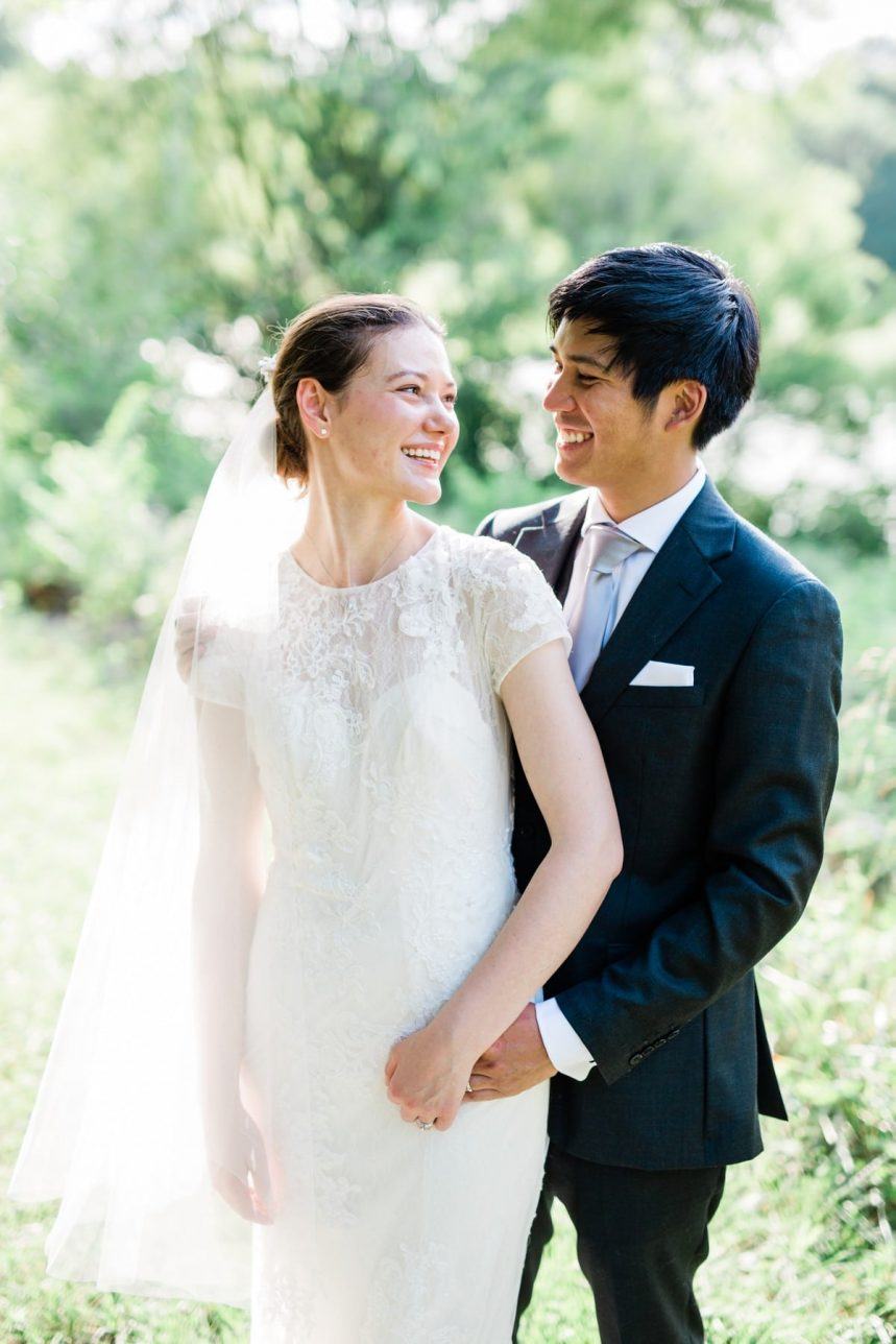 Forest Park Bridal Portraits Photography
