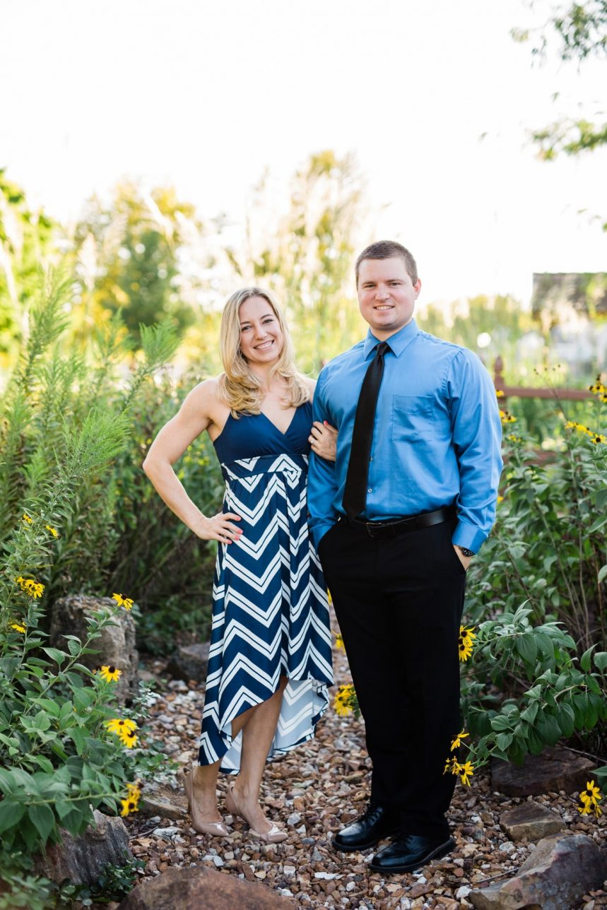 New Town St. Charles MO Wedding Photographer