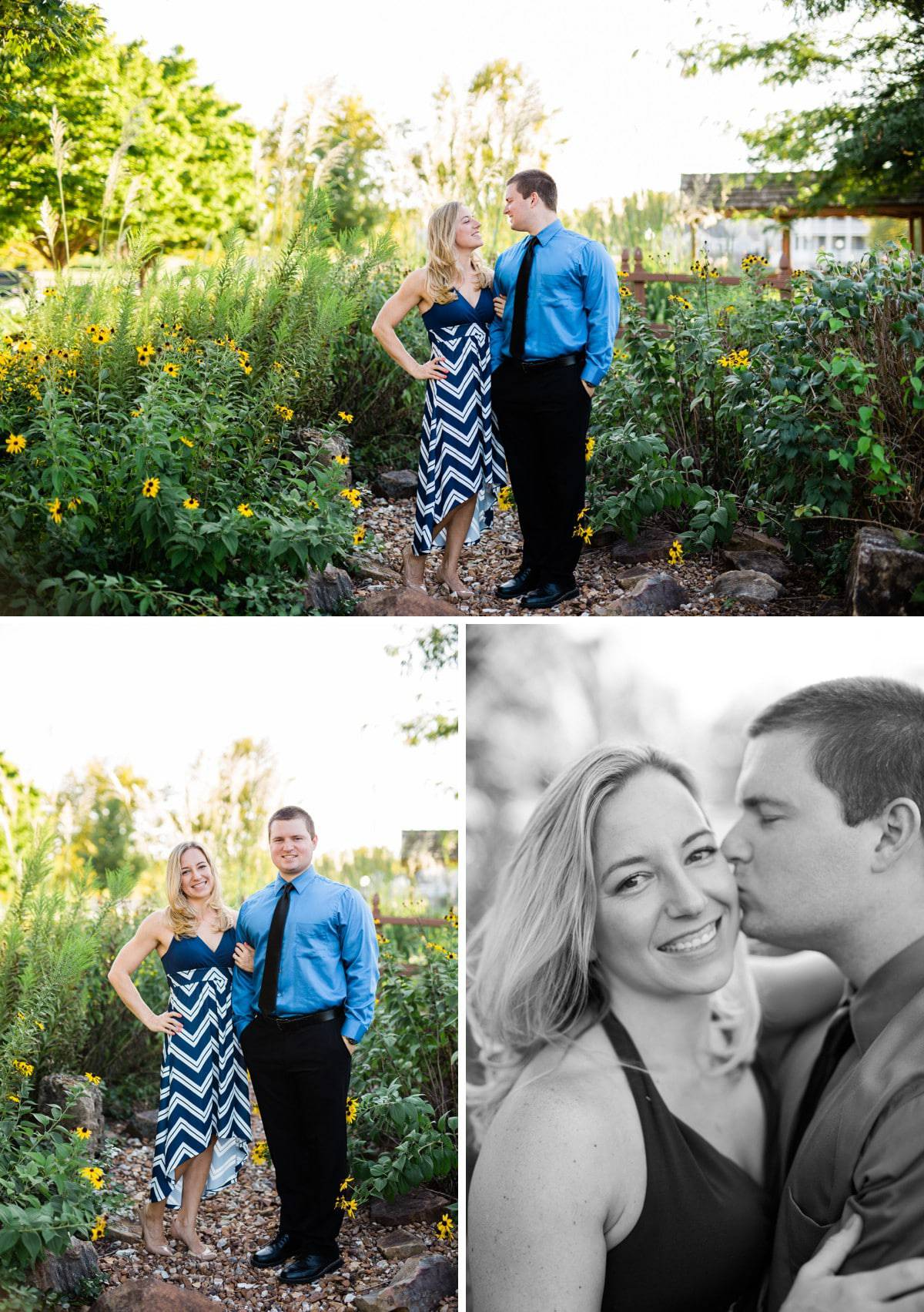 New Town Engagement Session