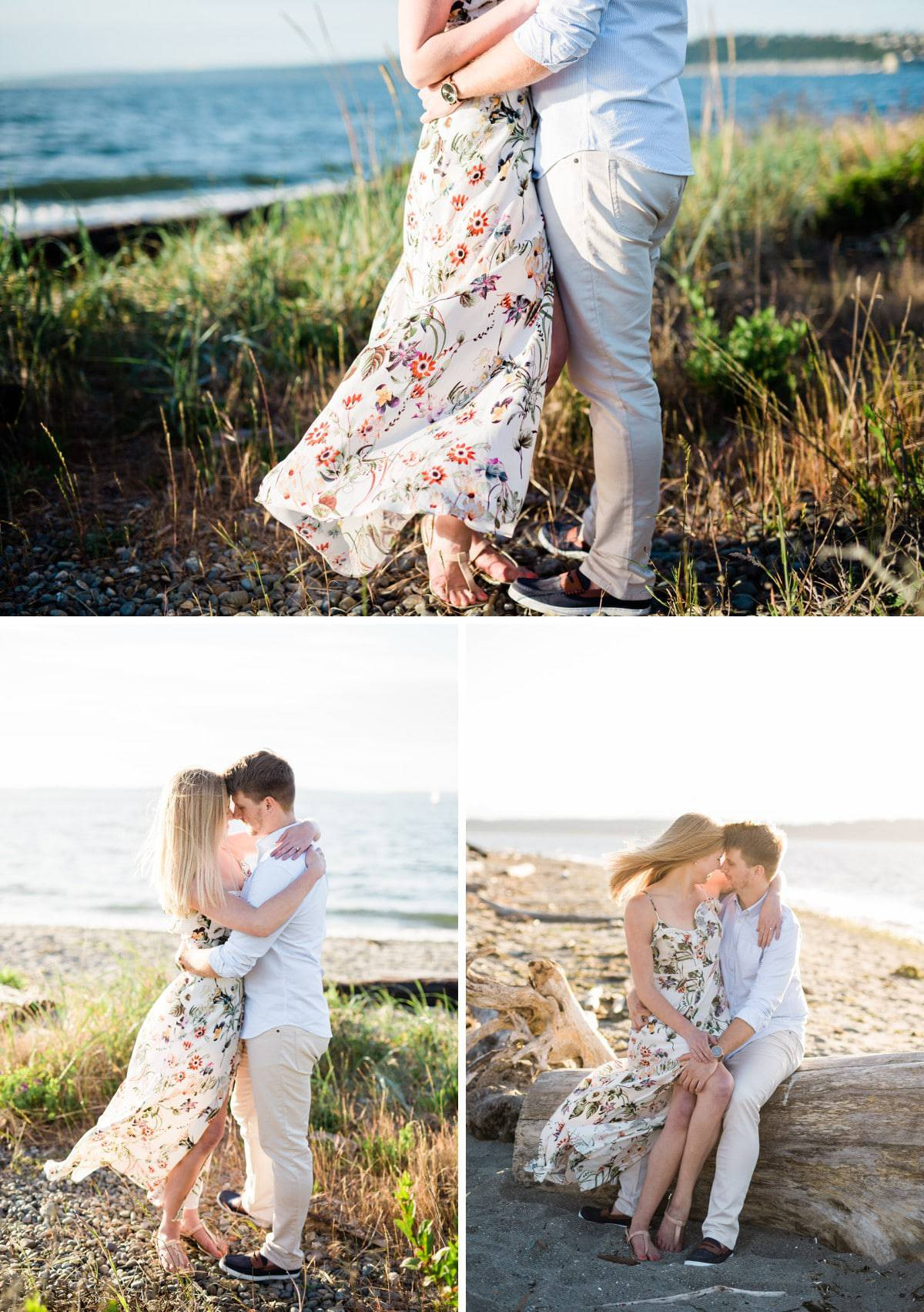 Seattle Engagement and Wedding Photographer