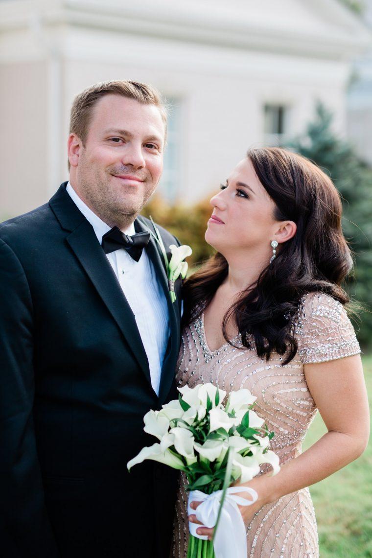 Nashville Wedding Photographers, St. Philip Catholic Church Franklin Wedding, Bride and Groom Portraits