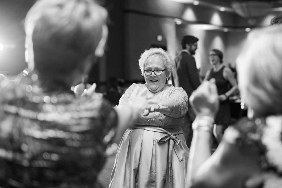 Nashville Wedding Photographers, Embassy Suites Cool Springs Wedding Reception, Dancing, Black and White Reception Photos