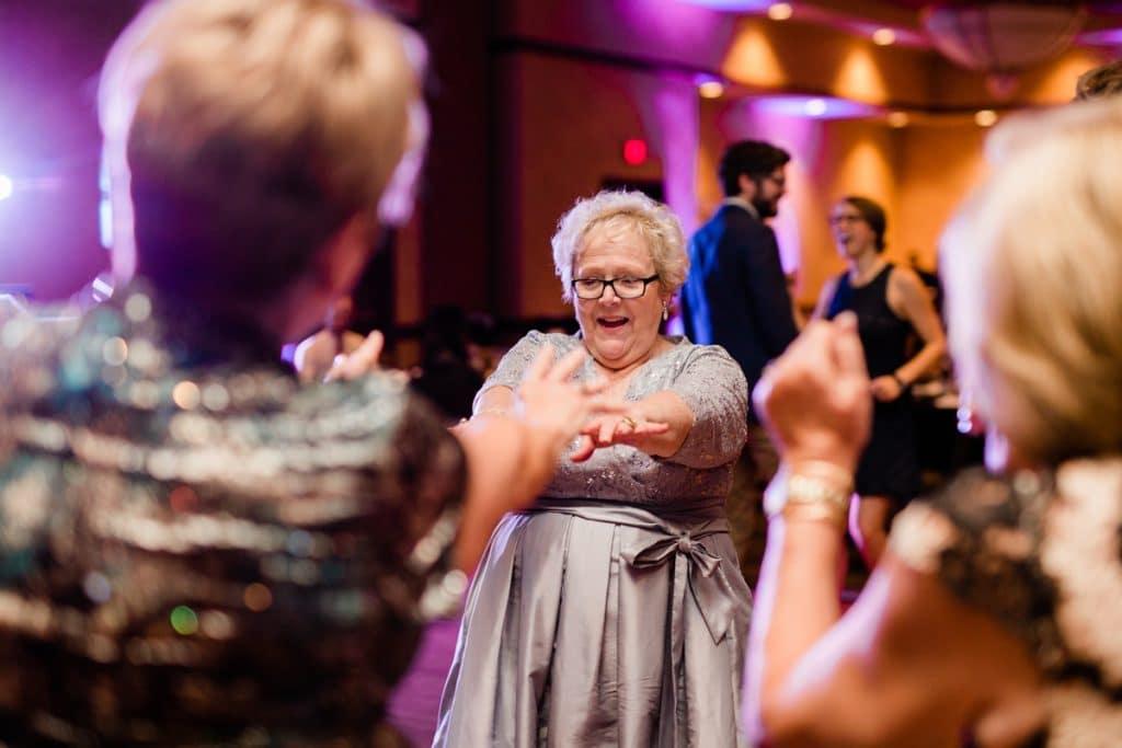 Nashville Wedding Photographers, Embassy Suites Cool Springs Wedding Reception, Dancing