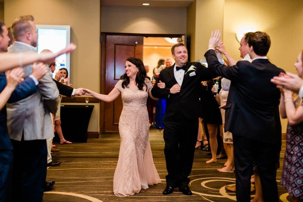 Nashville Wedding Photographers, Embassy Suites Cool Springs Wedding Reception, Exit