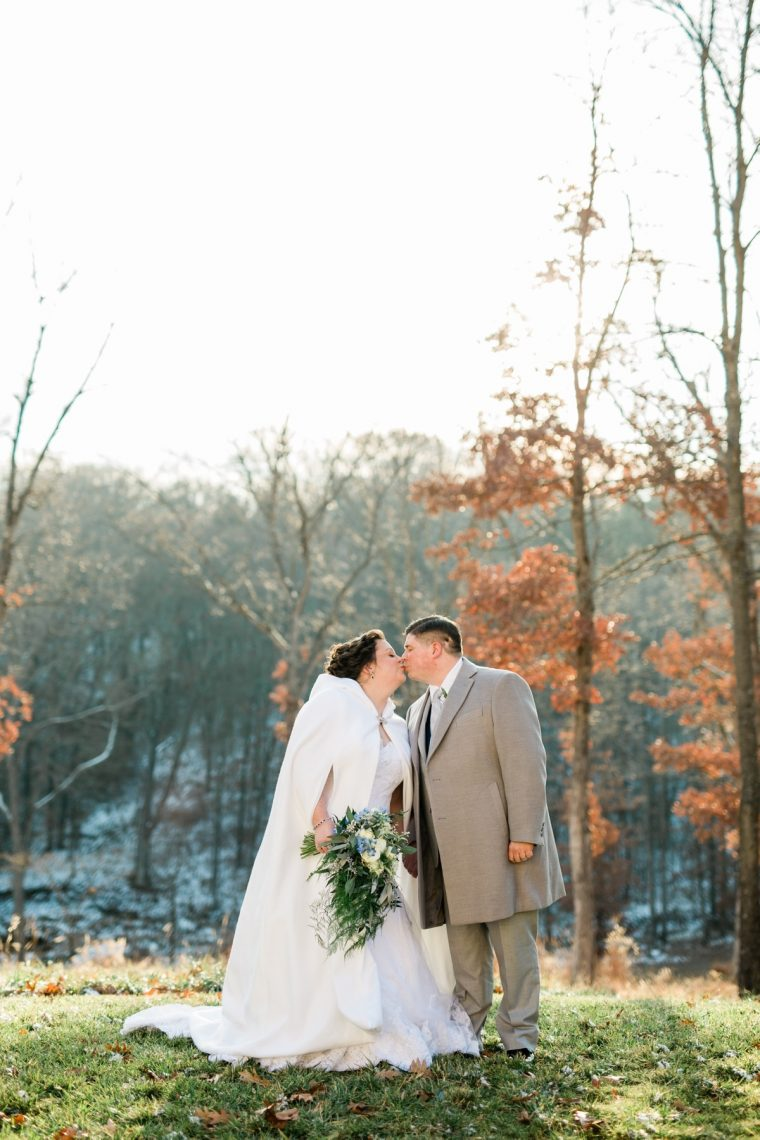 St. Louis Wedding Photographers, Silver Oaks Chateau Wedding, Bride and Groom Portraits Outside
