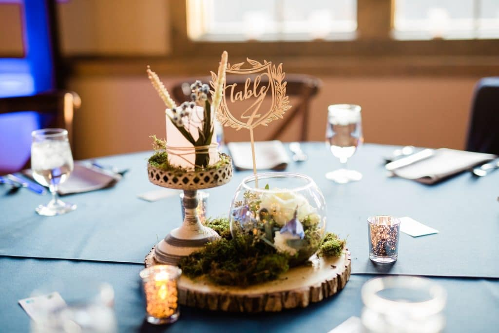 St. Louis Wedding Photographers, Silver Oaks Chateau Wedding, Reception Decor