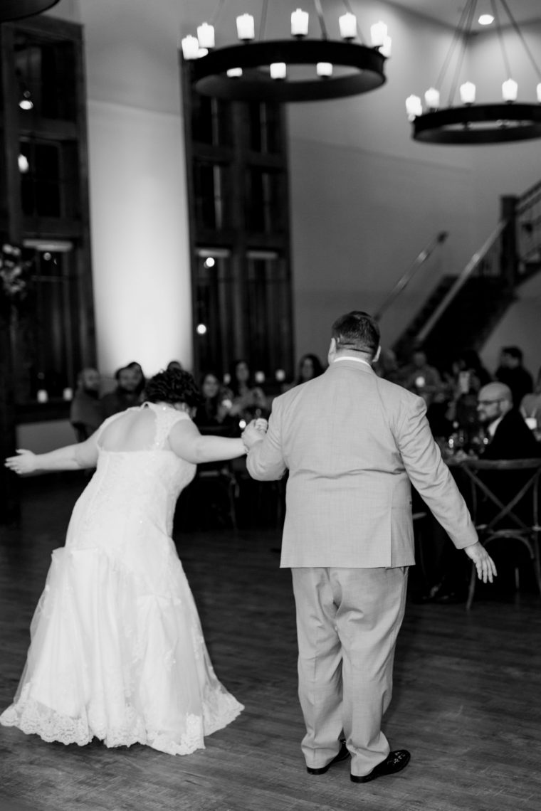 St. Louis Wedding Photographers, Silver Oaks Chateau Wedding, Reception First Dance