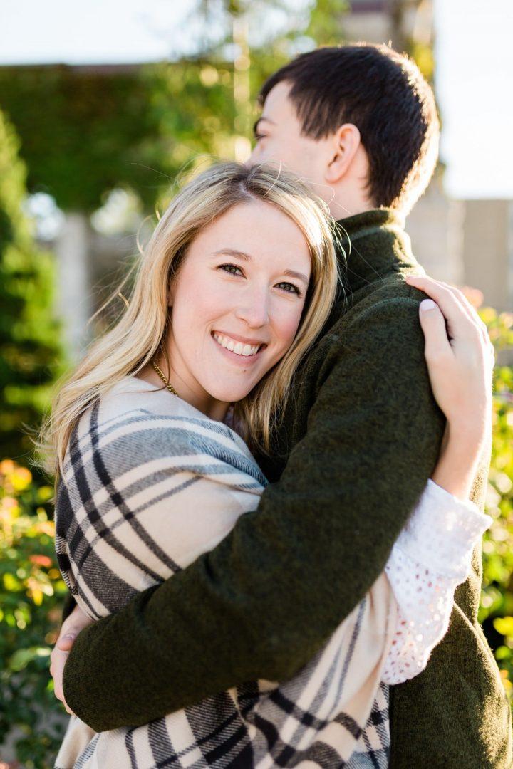 St. Louis Engagement Photographer, SLU Summer Engagement Session