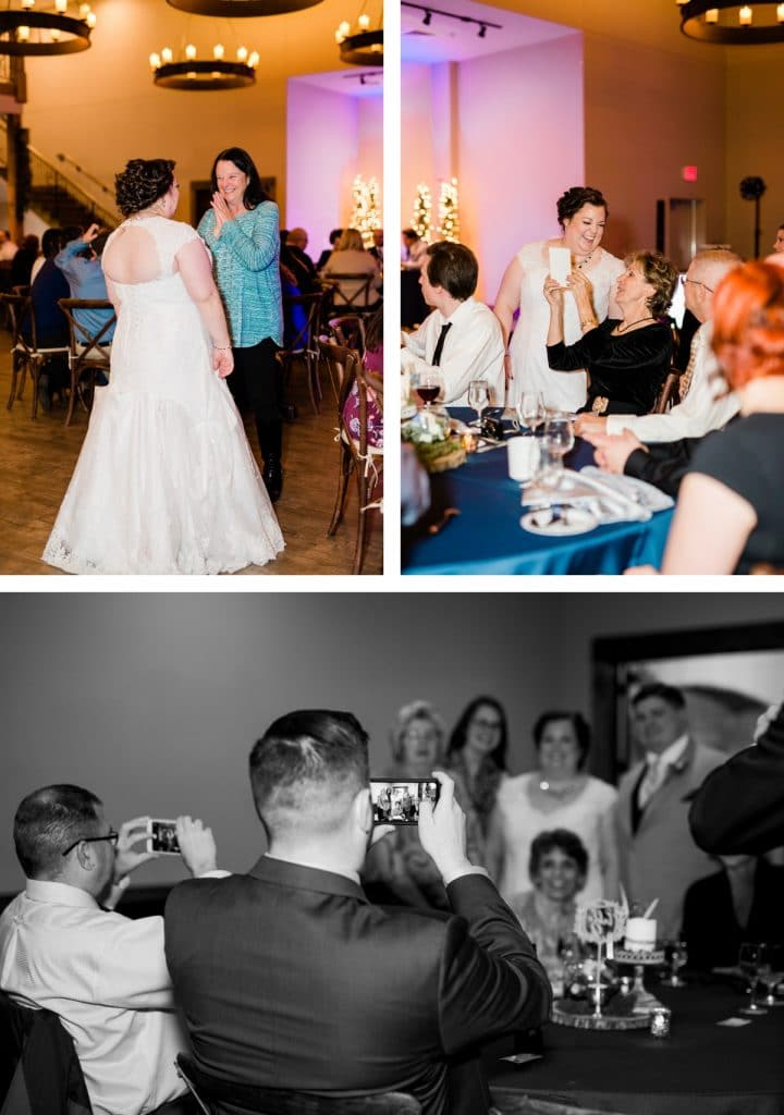 St. Louis Wedding Photographers, Silver Oaks Chateau Wedding, Reception