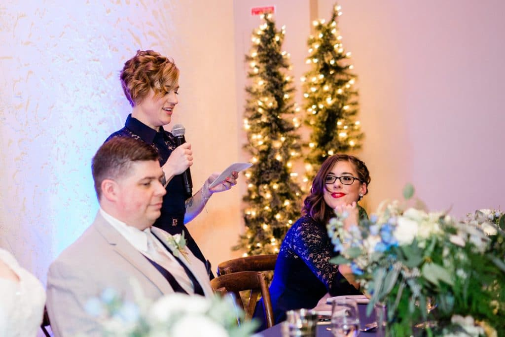 St. Louis Wedding Photographers, Silver Oaks Chateau Wedding, Toasts
