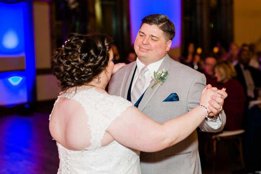 St. Louis Wedding Photographers, Silver Oaks Chateau Wedding, First Dance