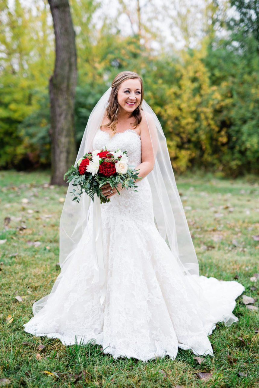 St. Louis Wedding Photographer, Piazza Messina Wedding, St. Louis Wedding Venue, Bridal Portrait