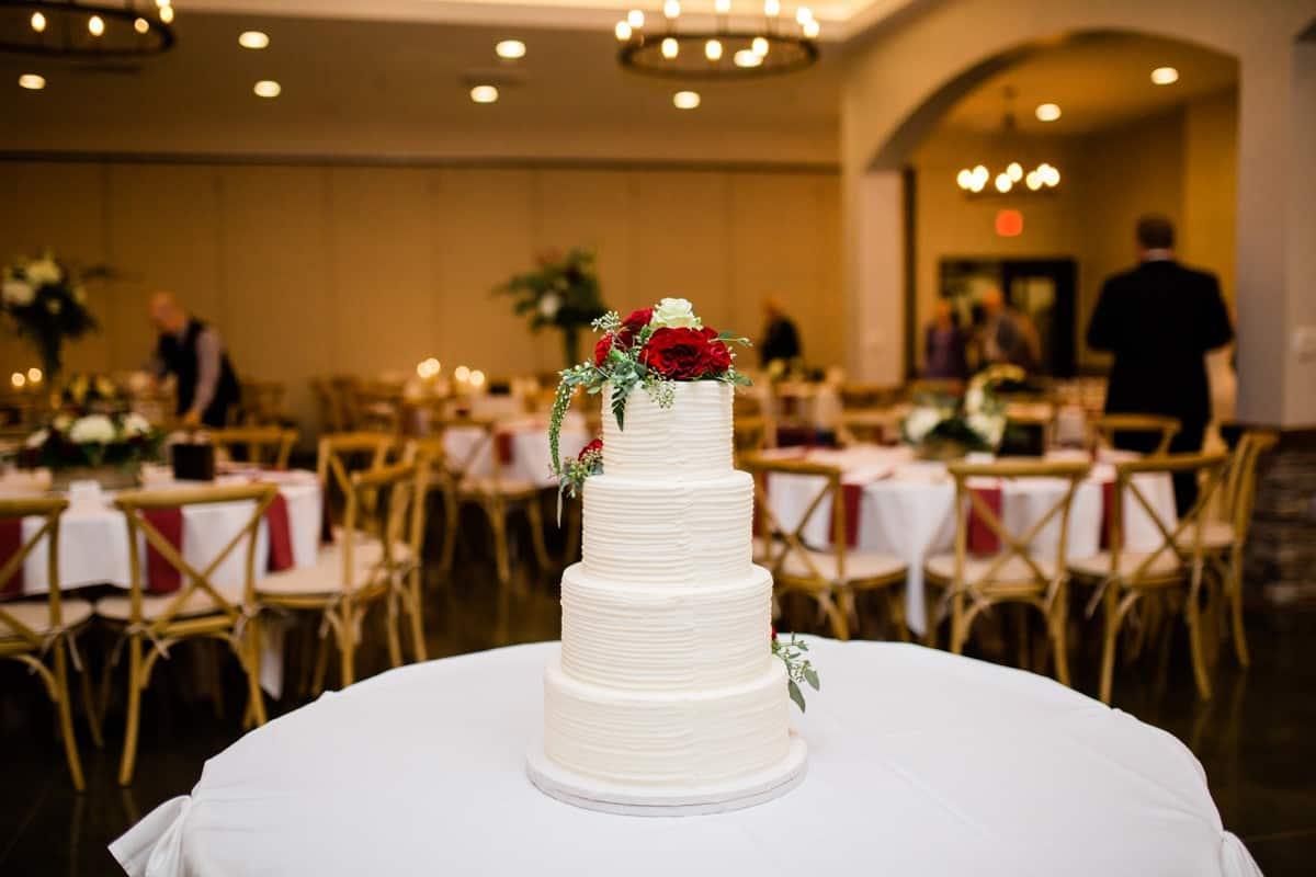 St. Louis Wedding Photographer, Piazza Messina Wedding Reception, St. Louis Wedding, Wedding Cake