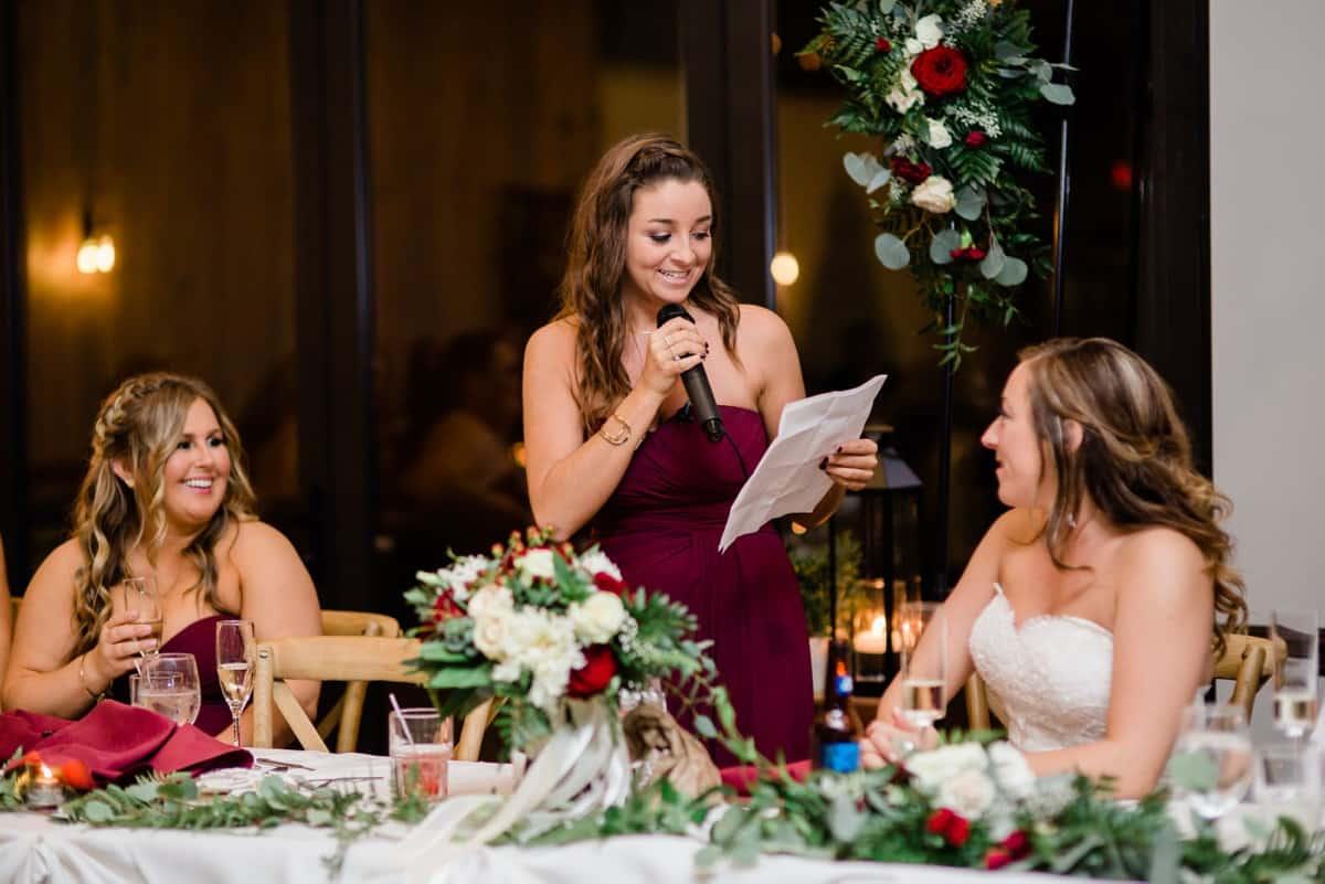 St. Louis Wedding Photographer, Piazza Messina Wedding Reception, St. Louis Wedding, Wedding Toasts