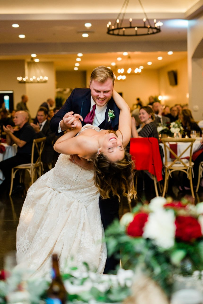 St. Louis Wedding Photographer, Piazza Messina Wedding Reception, St. Louis Wedding, First Dance