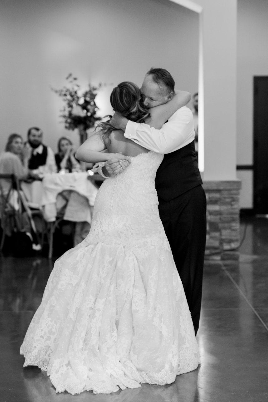 St. Louis Wedding Photographer, Piazza Messina Wedding Reception, St. Louis Wedding, Father and Daughter Dance