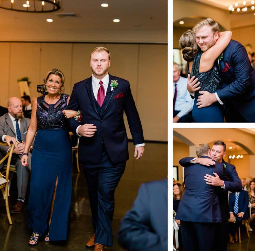 St. Louis Wedding Photographer, Piazza Messina Wedding, Wedding Ceremony