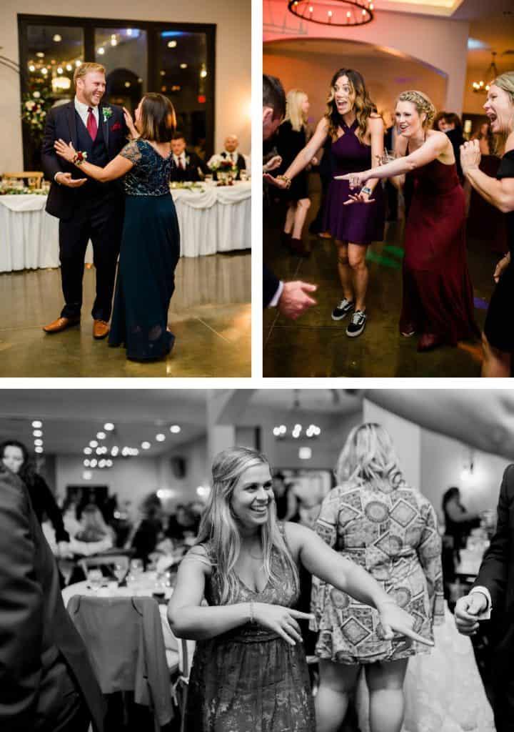 St. Louis Wedding Photographer, Piazza Messina Wedding, Wedding Reception