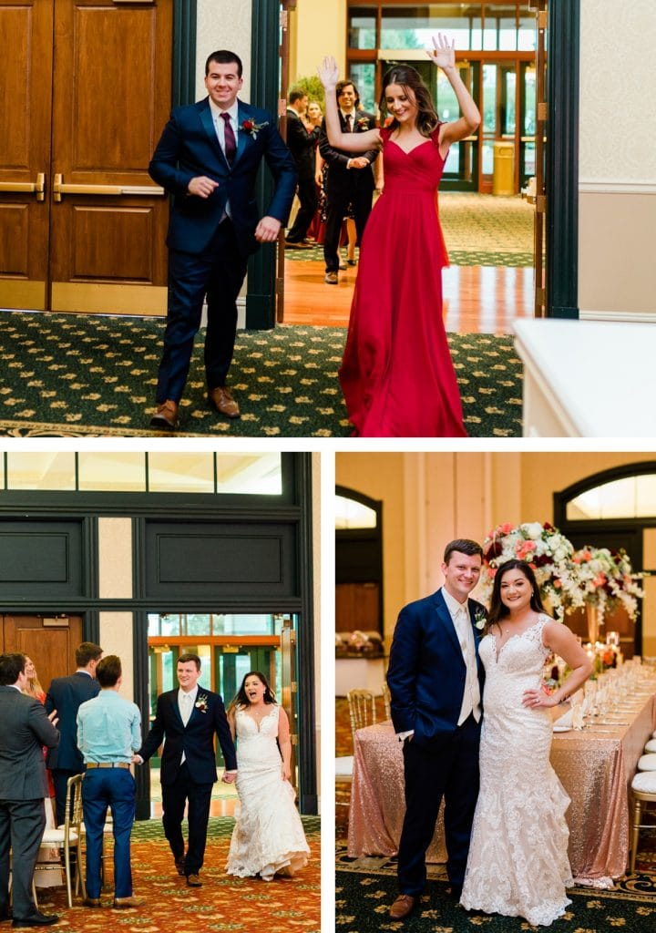 St. Louis Wedding Photographer, St. Charles Convention Center Wedding, Wedding Reception