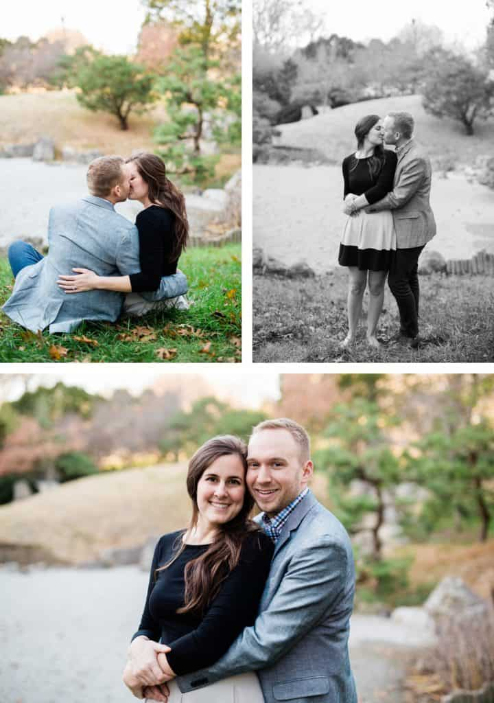 Cheekwood Estate and Gardens Engagement Session