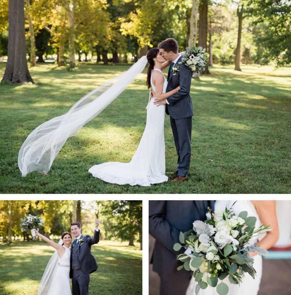 Tower Grove Park Wedding, St. Louis Wedding Photographer