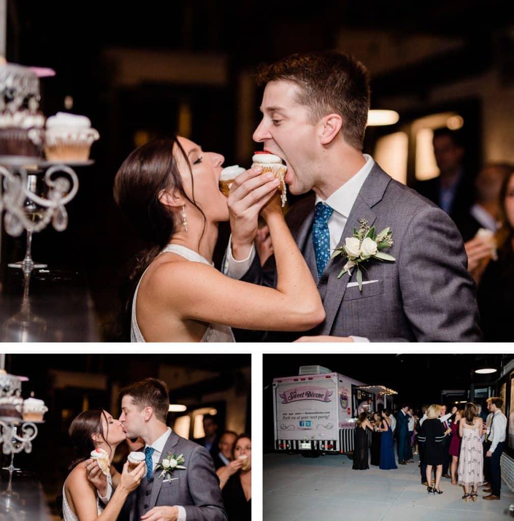 St. Louis Wedding, Wild Carrot Wedding Reception
