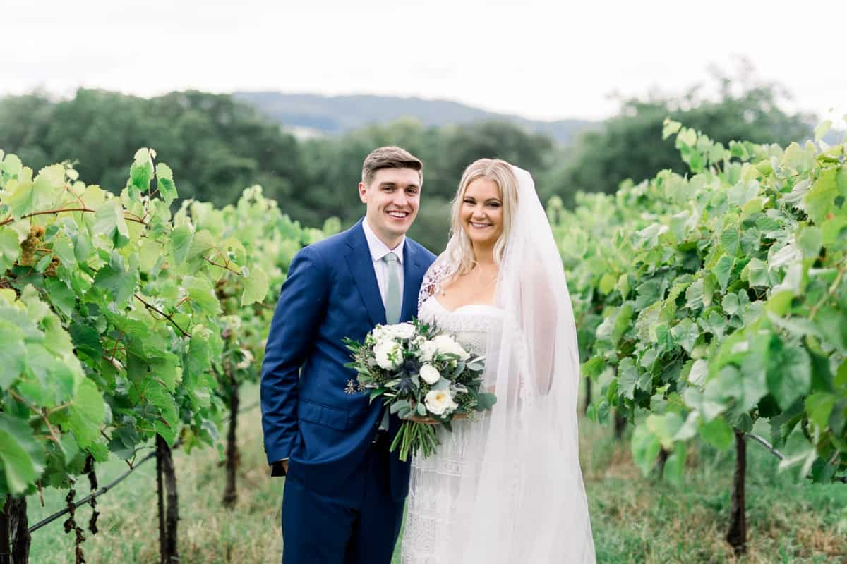 Chandler Hill Vineyards Wedding