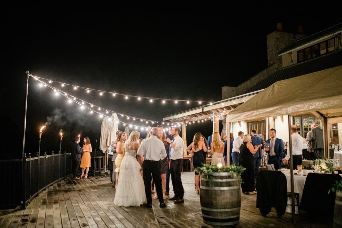Chandler Hill Vineyards Wedding