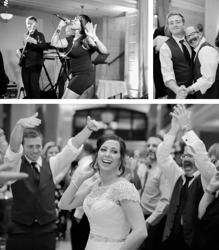Wedding at Statler Ballroom in Marriott Grand St. Louis