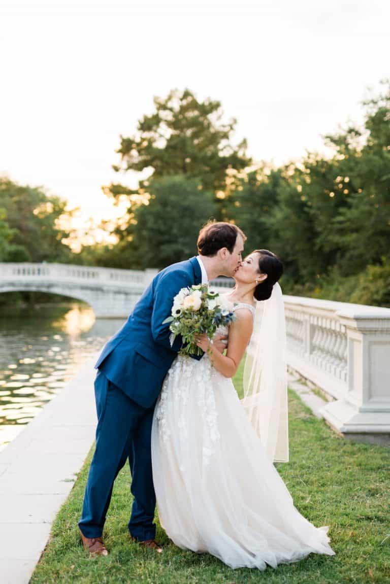 Forest Park, Bride and Groom Photos, St. Louis Wedding Photographer