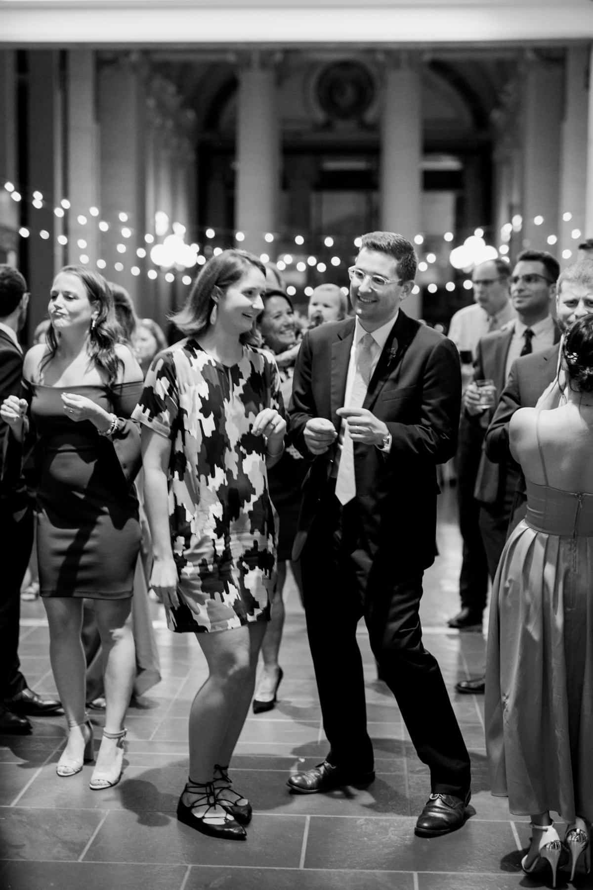 Missouri History Museum Wedding Reception, STL Wedding Photographer