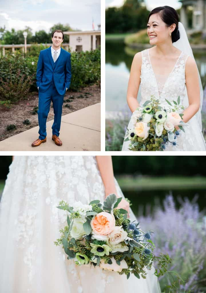 Forest Park Jewel Box Wedding, St. Louis Wedding Photographer