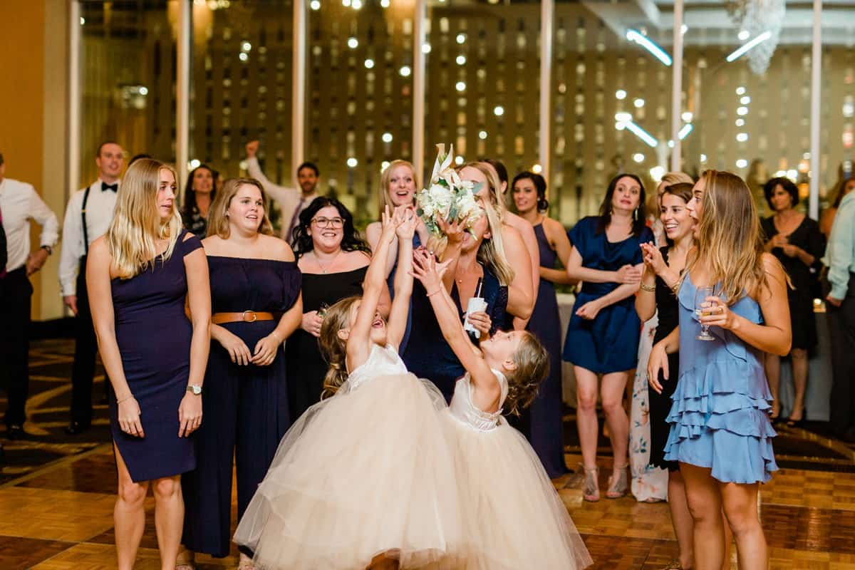 Hilton at the Ballpark Downtown St. Louis Hotel Wedding