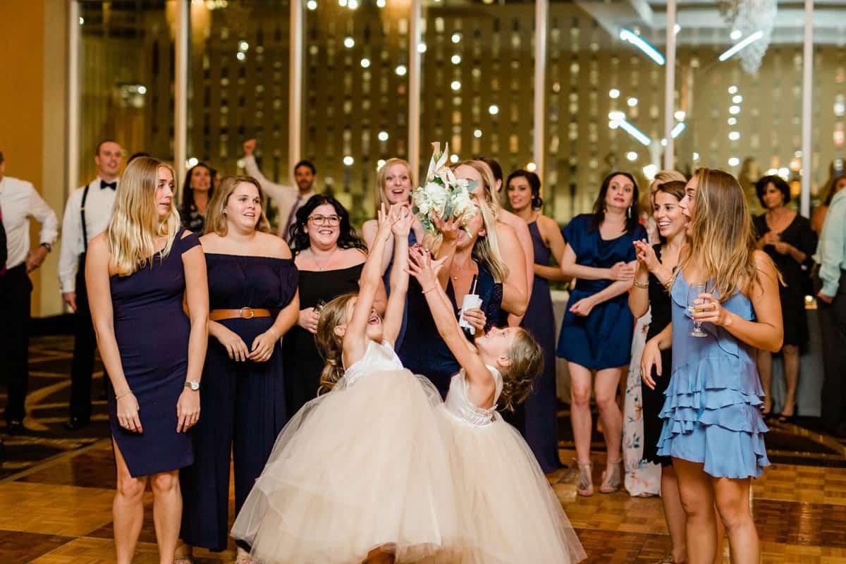 Hilton at the Ballpark Downtown St. Louis Hotel Wedding