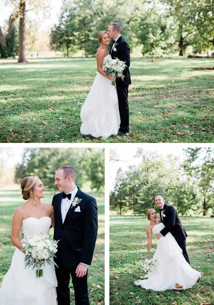 Forest Park Wedding Photos, Bride and Groom Photos, Saint Louis Wedding Photographer