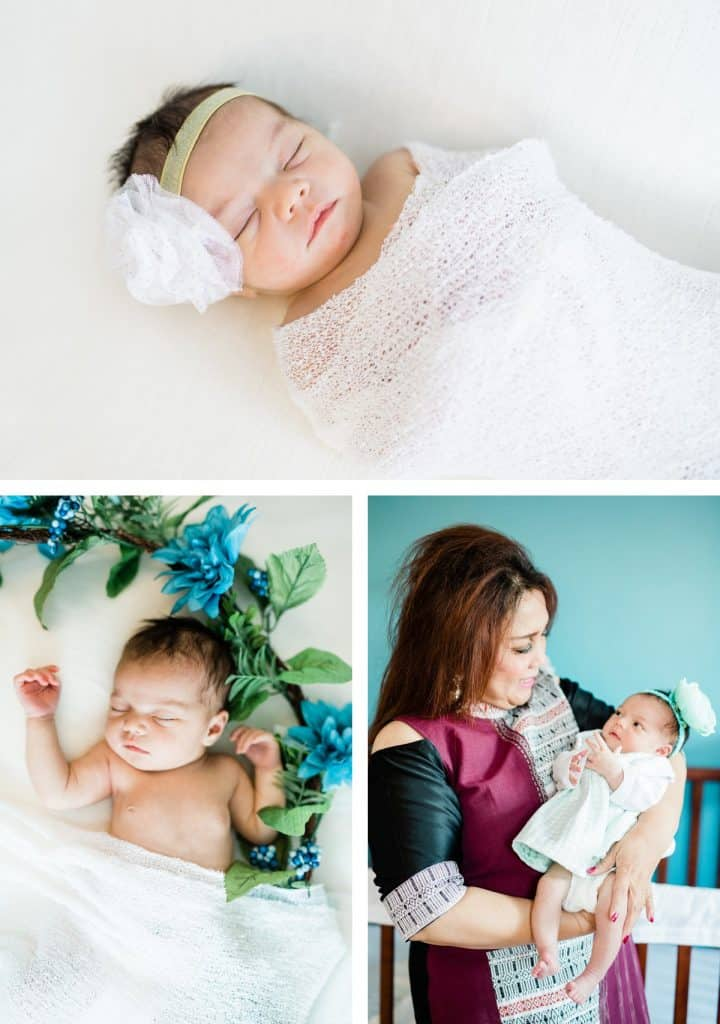 St. Louis Newborn Photographer, Baby Session at Home