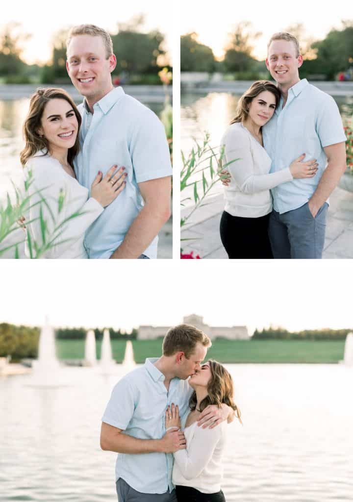 St. Louis Forest Park Engagement Session