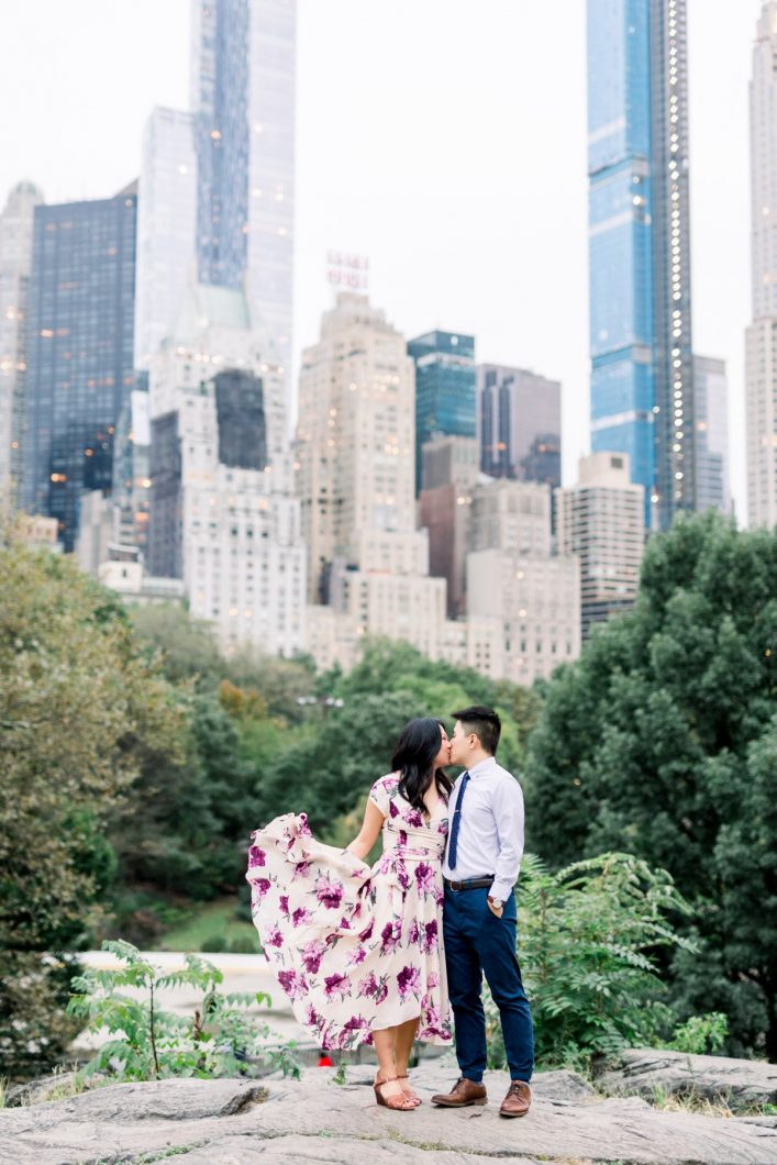 New York Central Park Engagement Photographer_2026