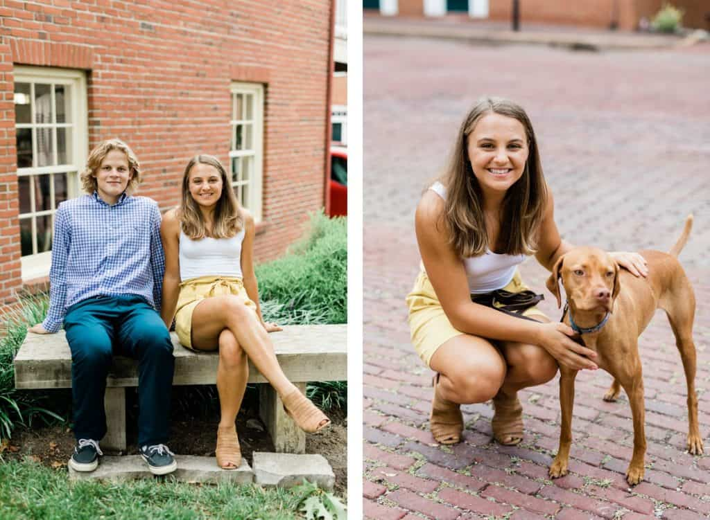St. Louis Senior Portrait Photography