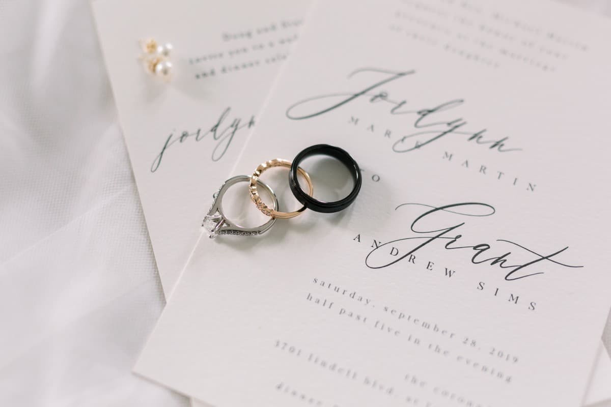 Invitation Suite Detail, Photography Details, Wedding Getting Ready, St. Louis Wedding Photographer