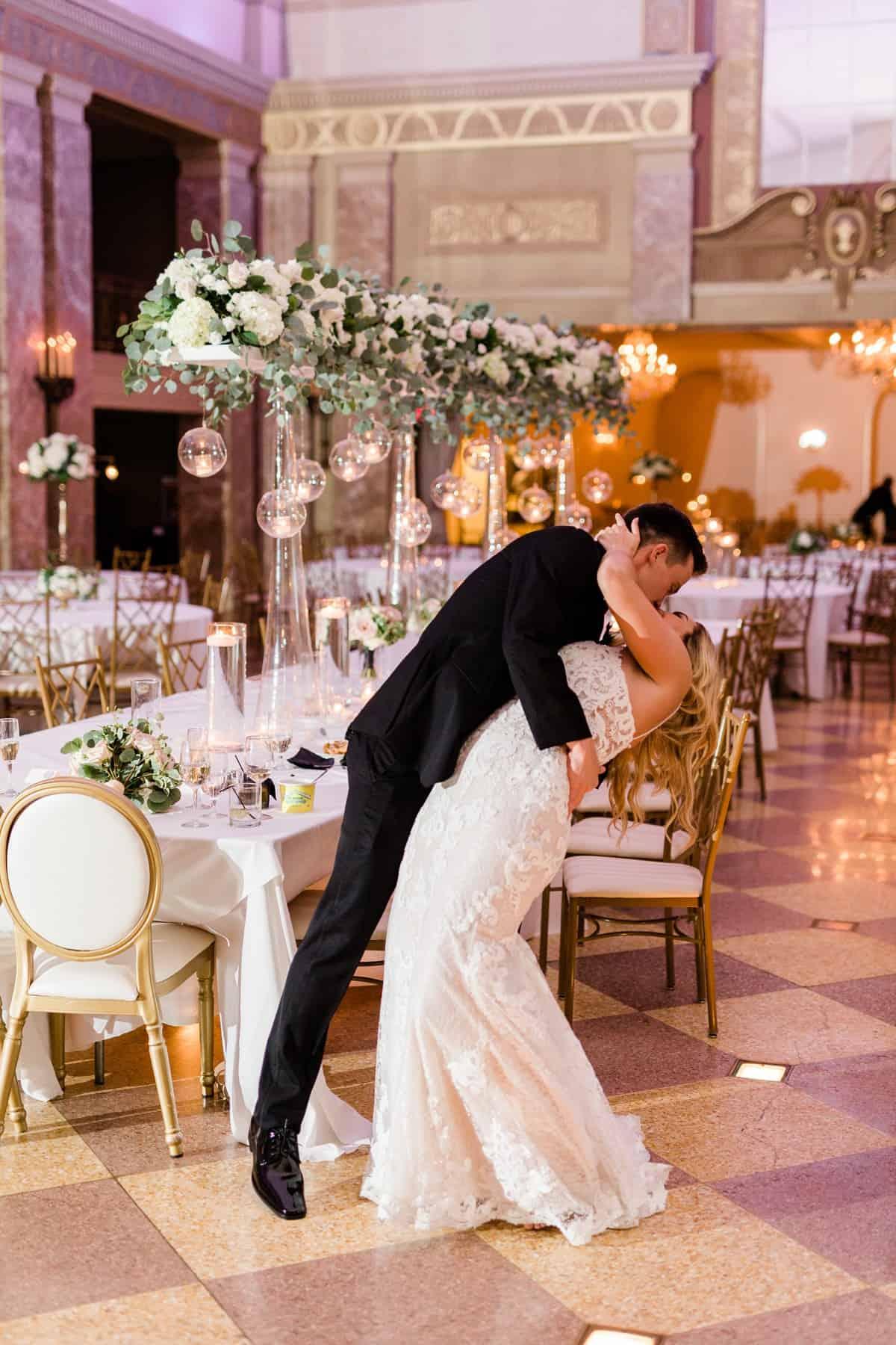 The Coronado Wedding Reception, St. Louis Wedding Photographer
