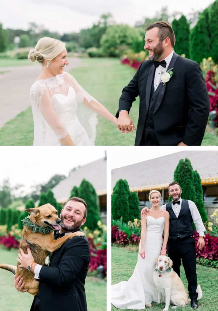 Forest Park Golf Course Bride and Groom Portraits, St. Louis MO